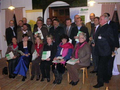 Verleihung im Museumsdorf Weinviertel